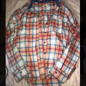 Women's Hollister Flannel